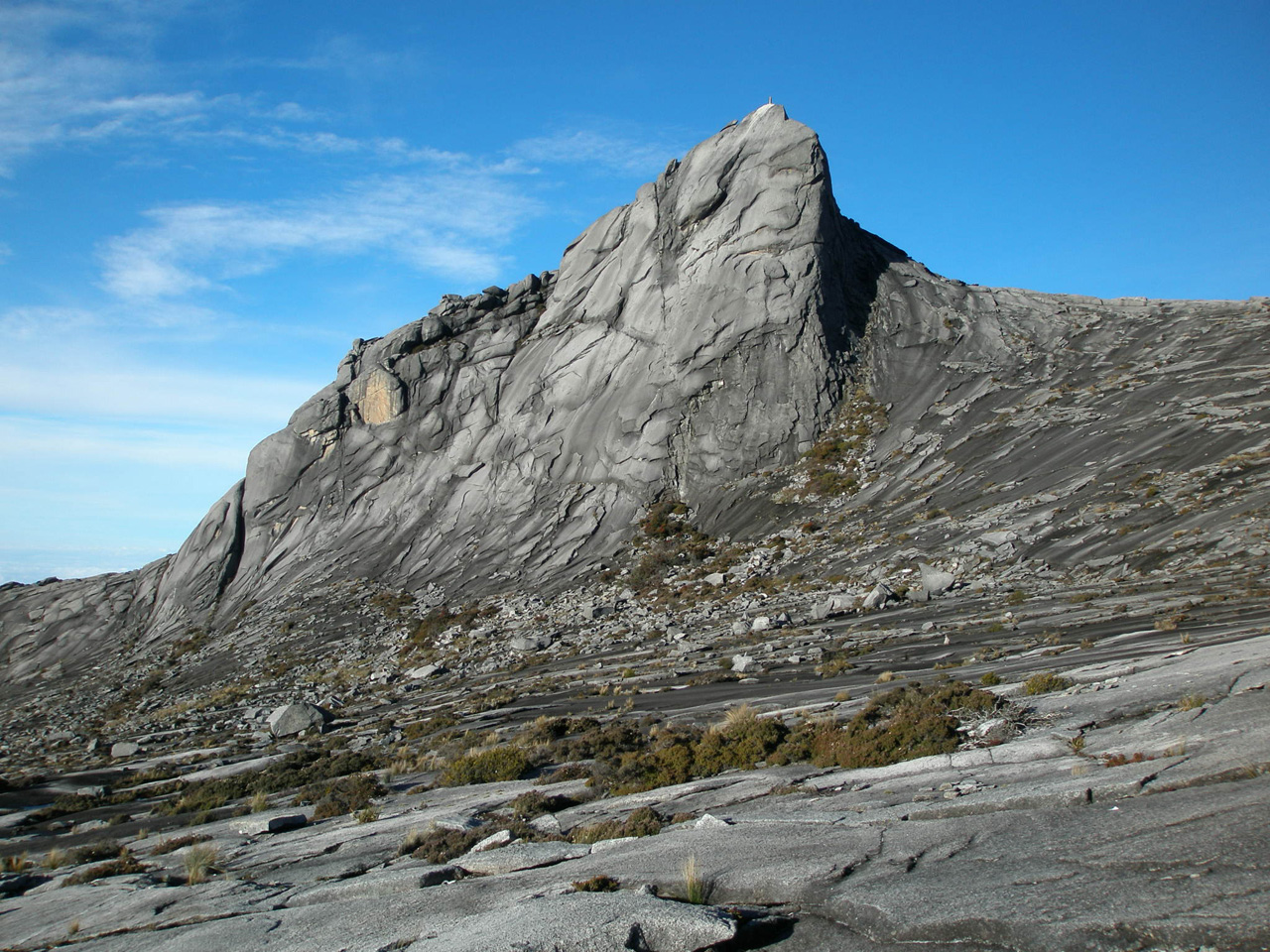 summit of_mount_kinabalu